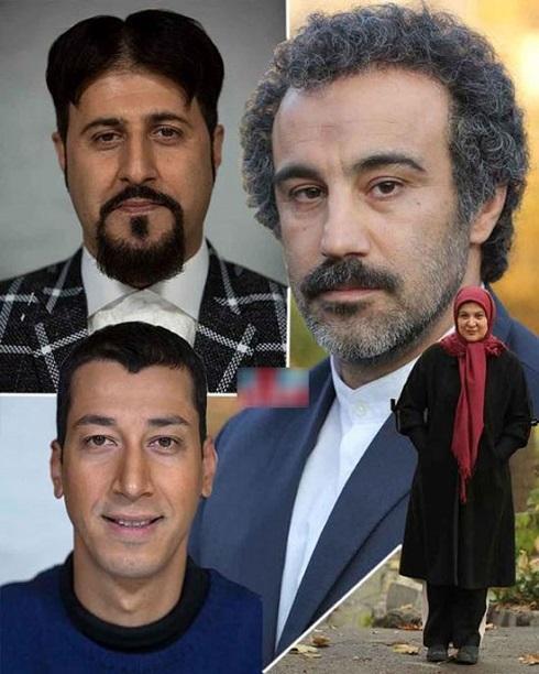 گریم بازیگران پایتخت 6 نوروز 99