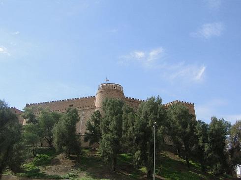 قلعه شوش یا آکروپل