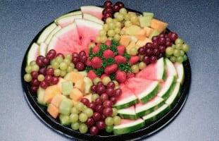 روشهای تزئین هندوانه شب یلدا, تزیین شماره 6 برای هندوانه شب یلدا