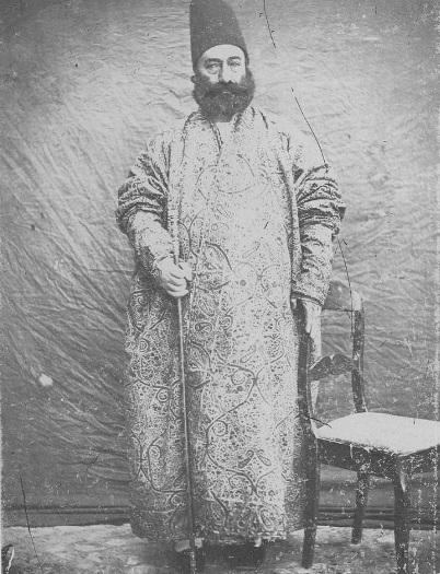 فراشباشی ناصرالدین شاه و قاتل امیرکبیر