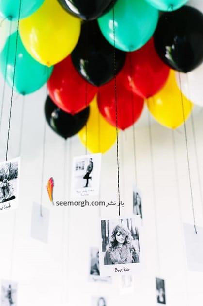 ایده های جدید برای جشن تولد,جدیدترین تم های تولد و بادکنک آرایی