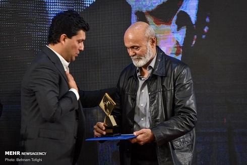 حامد بهداد در جشن منتقدان سینما98,جشن منتقدان سینما,عکس هنرمندان