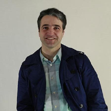 حامد اسماعیلیون نویسنده و داستان نویس ایرانی