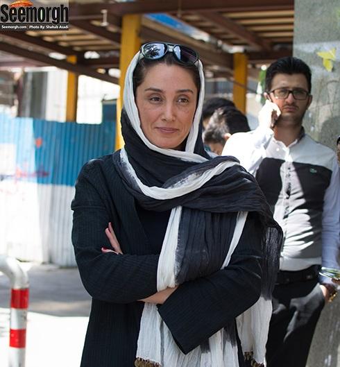 برنده جشنواره فجر,هدیه تهرانی در جشنواره فجر,هنرمندان زن جشنواره فجر