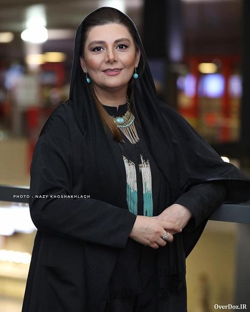 برنده جشنواره فجر,هنگامه قاضیانی در جشنواره فجر,هنرمندان زن جشنواره فجر