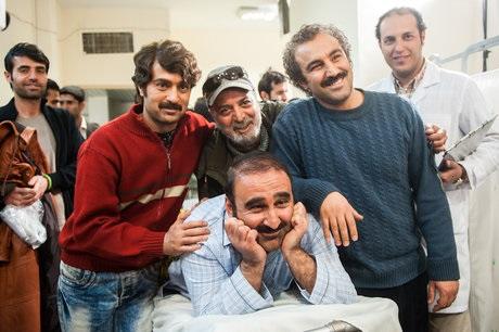مهران احمدی در پشت صحنه پایتخت 3