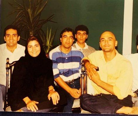 عکس رامبد جوان و حسین رفیعی در سال های گذشته