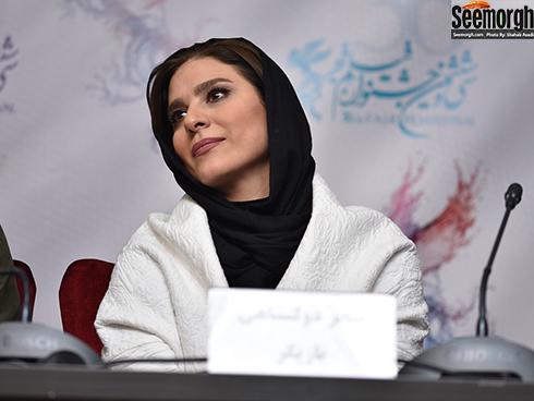برنده جشنواره فجر,سحر دولتشاهی در جشنواره فجر,هنرمندان زن جشنواره فجر