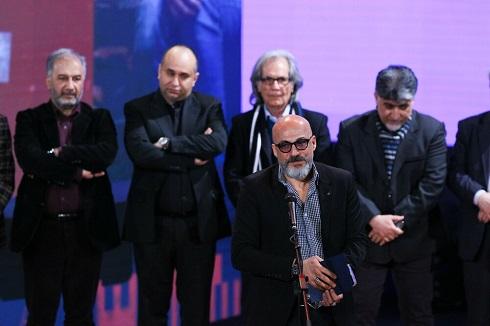 امیر آقایی در جشنواره فجر 98