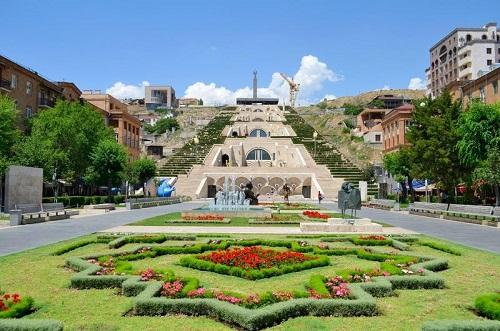 سفر به شهر زیبای ایروان در نوروز 99