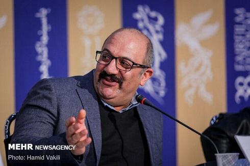 فیلم من می ترسم,ستاره پسیانی در جشنواره فجر,بهنام بهزادی در جشنواره,نشست خبری جشنواره فجر