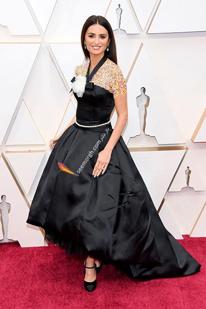 مدل لباس های برتر در اسکار 2020 Oscar پنه لوپه کروز Penelope Cruz,مدل لباس,مدل لباس در اسکار2020, بهترین مدل لباس در اسکار,بهترین مدل لباس در اسکار 2020
