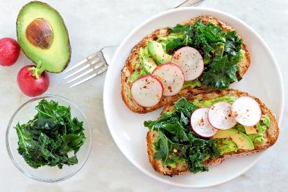 لاغری با مصرف دو ماده غذایی در وعده صبحانه,لاغری با صبحانه,صبحانه برای لاغر شدن