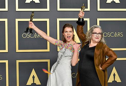 اسکار2020,عکس های مراسم اسکار 2020,هنرمندان در مراسم اسکار,جوایز اسکار