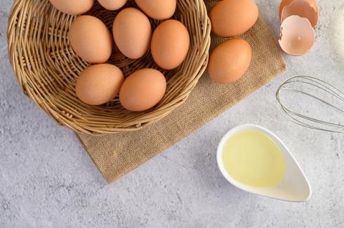 سفیده تخم مرغ
