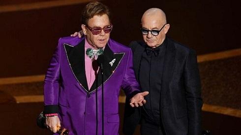 التون جان Elton John برنده اسکار ترانه اصلی
