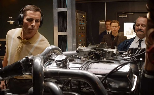 Ford v Ferrari,فیلم فورد در برابر فراری,مت دیمون و کریستین بیل