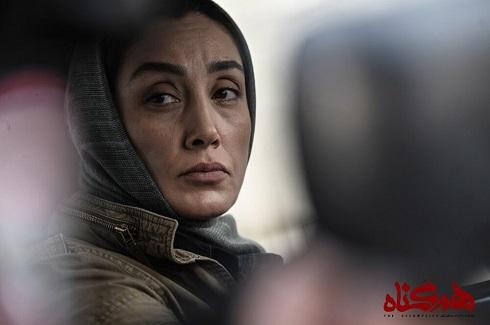 هدیه تهرانی در نقش زیبا,هدیه تهرانی در سریال مصطفی کیایی,عکس جدید هدیه تهرانی,هدیه تهرانی در همگناه