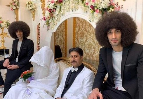 عروسی رحمت,عروسی هومن حاجی عبدالهی,سریال پایتخت6