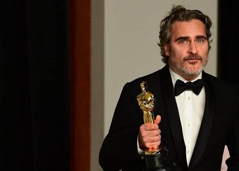 واکین فینیکس Joaquin Phoenix بهترین بازیگر مرد اسکار 2020