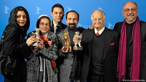 ایران در جشنواره برلین,سینمای ایران در جشنواره فیلم برلین,خرس طلایی برلین