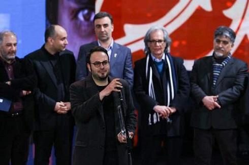 محمدحسین مهدویان بهترین کارگردان جشنواره فجر 98