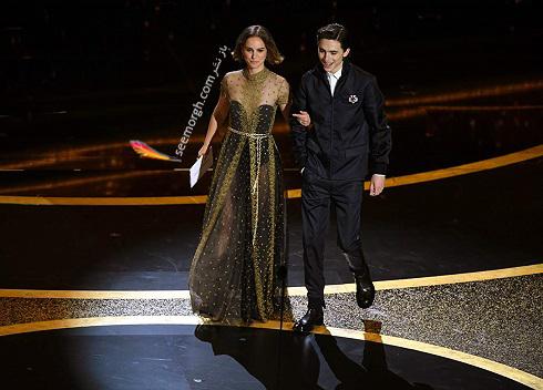 اسکار2020,عکس های مراسم اسکار 2020,هنرمندان در مراسم اسکار,جوایز اسکار,مدل لباس اسکار