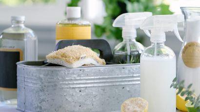 با چند مواد پاک کننده طبیعی آشنا شوید