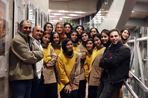 جایی برای فرشته ها نیست,مستند تیم هاکی در جشنواره فجر98,ابوالفضل پورعرب در جشنواره فجر98