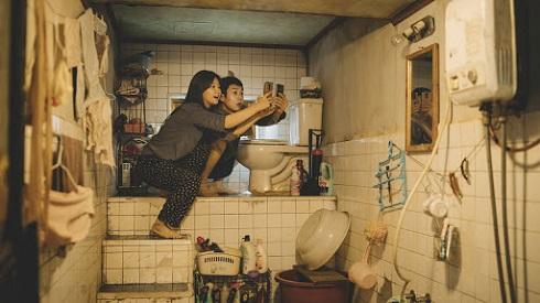 نقد فیلم انگل,عکس های فیلم انگل,داستان فیلم انگل,فیلم کره ای برنده اسکار,Parasite