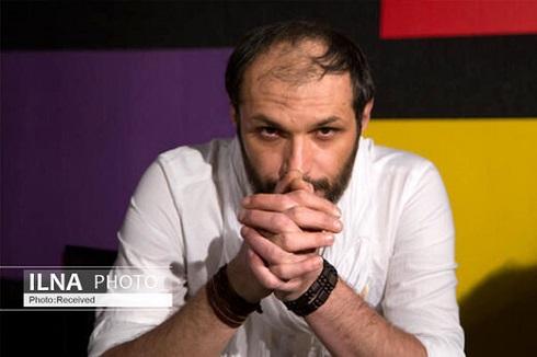 رامین پرچمی در جشنواره تئاتر زندان ها