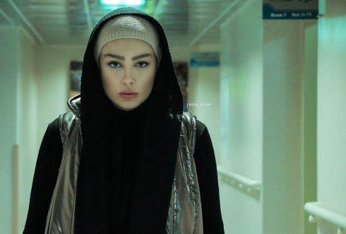 عکس سحر قریشی در فیلم زنها فرشته اند 2