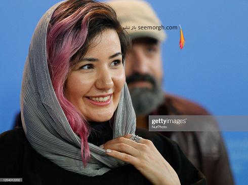 فرش قرمز فیلم محمد رسول اف در جشنواره برلین 2020 ,بازیگران زن روی فرش قرمز,بازیگران ایرانی روی فرش قرمز,فرش قرمز جشنواهر برلین,فیلم شیطان وجود ندارد ,There is no Evil