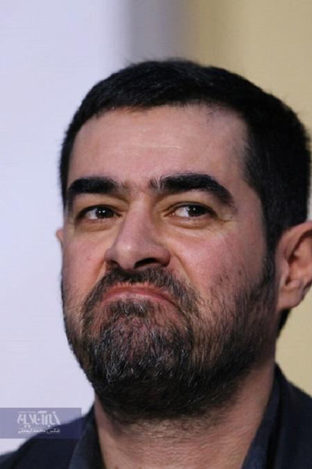 عکس های شهاب حسینی در جشنواره,عصبانیت شهاب حسینی