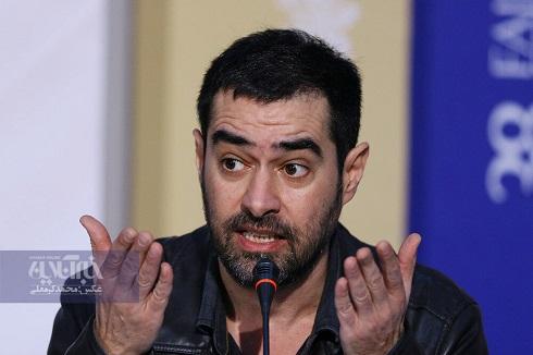 عصبانیت شهاب حسینی در جشنواره فجر