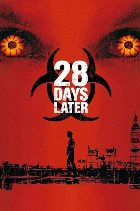 فیلم 28 روز بعد,28days later,فیلم ترسناک,ویروس کشنده در فیلم,فیلم با موضوع بیماری کشنده