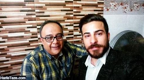 علی ابوالحسنی کیست,علی ابوالحسنی درگذشت,بازیگر و مجری تلویزیون درگذشت