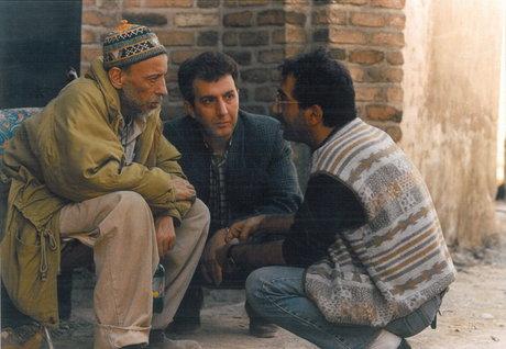 فردین در فیلم تختی,علی حاتمی و فردین,عکس های فردین و حاتمی