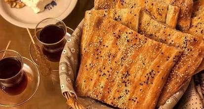 طرز تهیه نان بربری خانگی,نان بربری خانگی