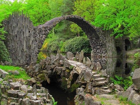 پل شیطان کجاست,زیباترین پل ها,Devil's Bridge