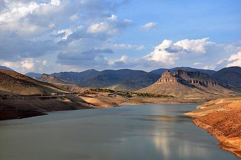 سفر به آذربایجان شرقی,طبیعت آذربایجان,قلعه ضحاک,هشترود