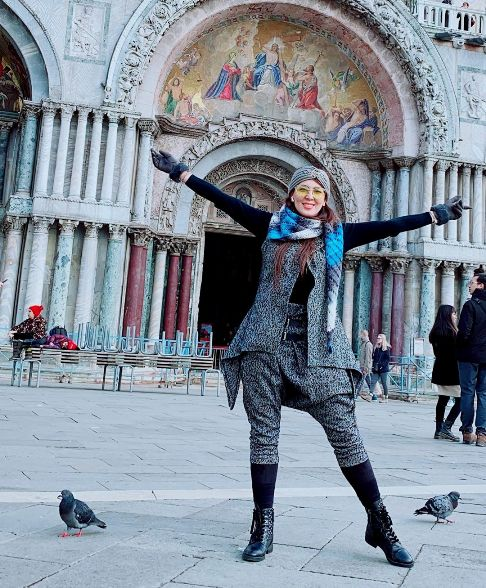 لیلا بلوکات در ایتالیا