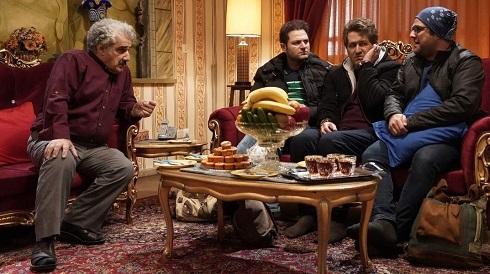 سریال طنز نوروز99,سریال کامیون,لعیا زنگنه در سریال طنز,برنامه تلویزیون در نوروز99