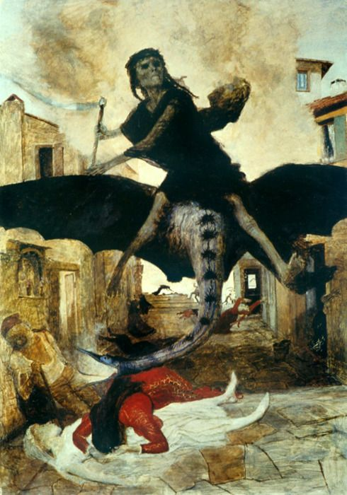 بیماری های واگیردار در تاریخ هنر,نقاشی با موضوع بیماری,طاعون در نقاشی ها,تاریخ هنر و طاعون,تاثیر کرونا و طاعون بر هنر