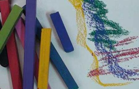 پاک کردن لکه مداد شمعی از روی دیوار,لکه های مختلف روی دیوار را چگونه پاک کنیم؟