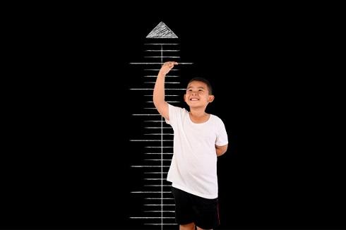 قد بلند شدن