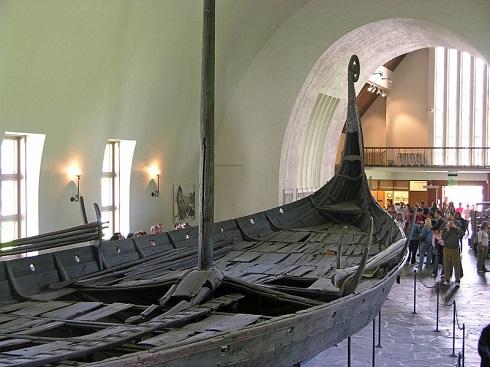 وایکینگ ها که بودند,Vikings,موزه وایکینگ ها,کشتی وایکنگ ها,کشتی وایکینگ ها در موزه نروژ