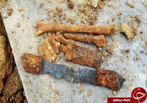 دفن جان باختگان کرونایی باعث کشف گور باستانی شد