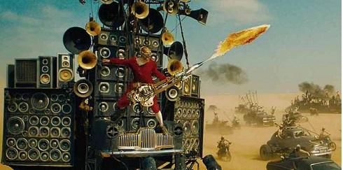 اتومبیل Doof Wagon در مکس دیوانه