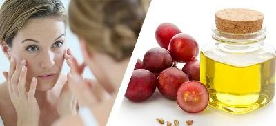 روغن هسته انگور,6 روغن جایگزین برای کرم های گران قیمت پوستی